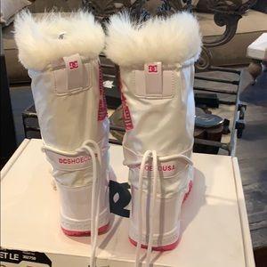 DC Shoes - DC kids snow boots